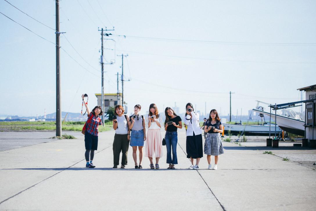 【絶景】日本のウユニ?江川海岸を撮影しに、ドライブ女子旅!