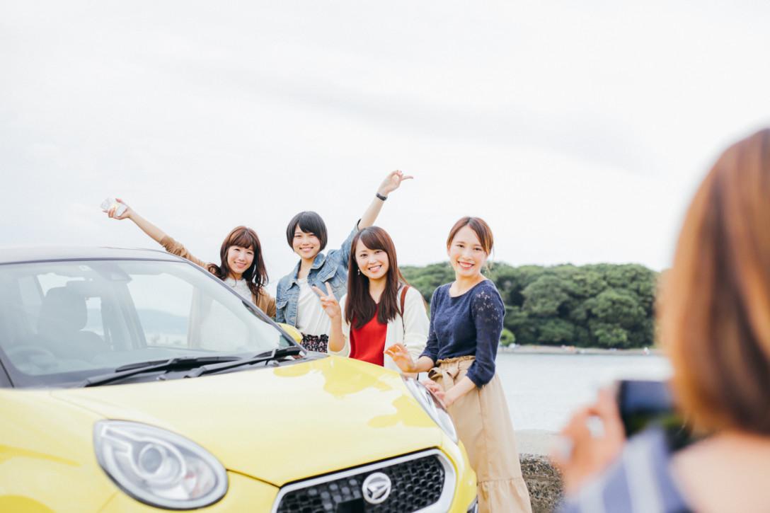 <NEWS>カメラガールズが、ニッポンレンタカーの動画広告に出演!
