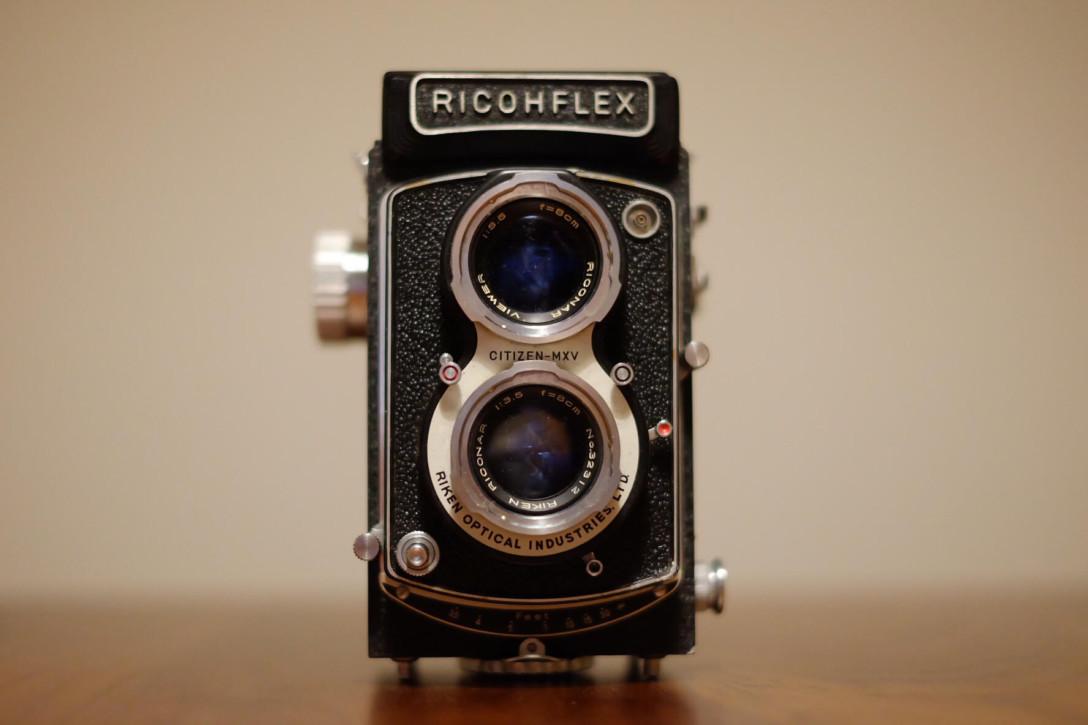 60年前のカメラ
