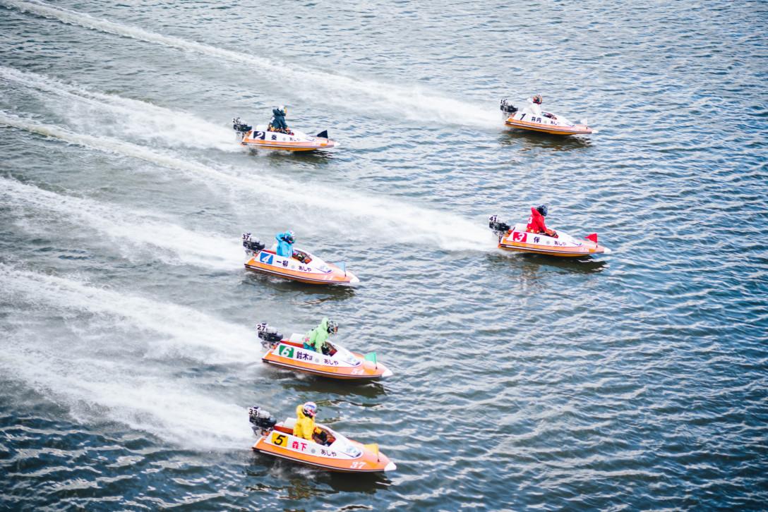 【好評に付き追加開催!】迫力&大興奮!博多カメラガールズでボートレース芦屋ツアー<レポ>