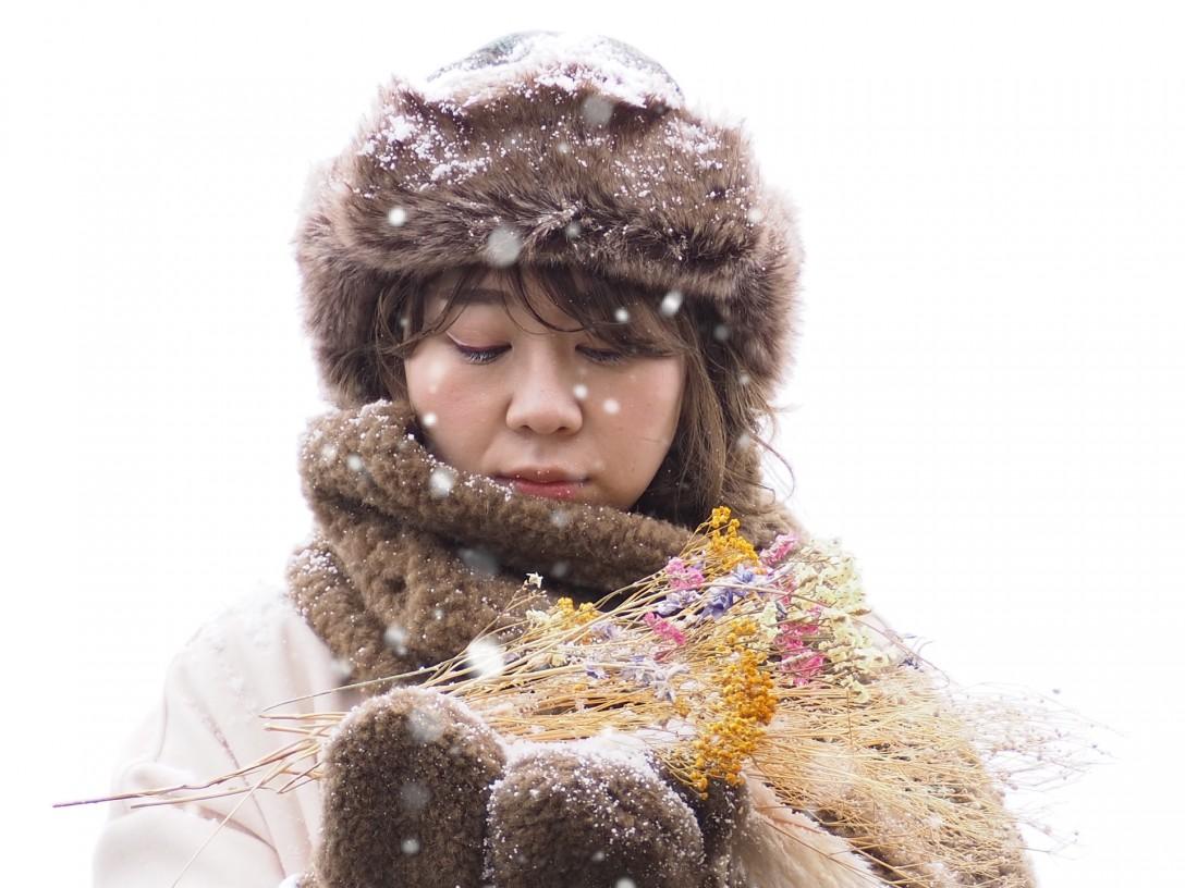 雪の撮影会2