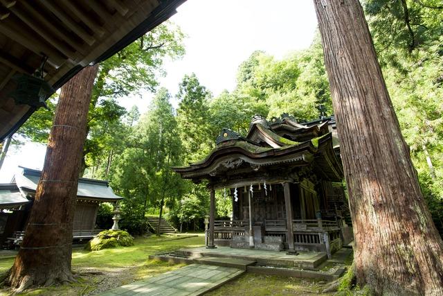 岡太神社・大瀧神社2