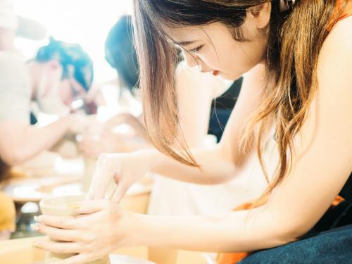小松市で陶芸体験!